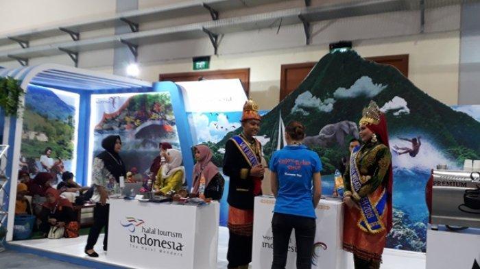 Aceh Ikut Meriahkan Pameran Deep Extreme Indonesia di Jakarta