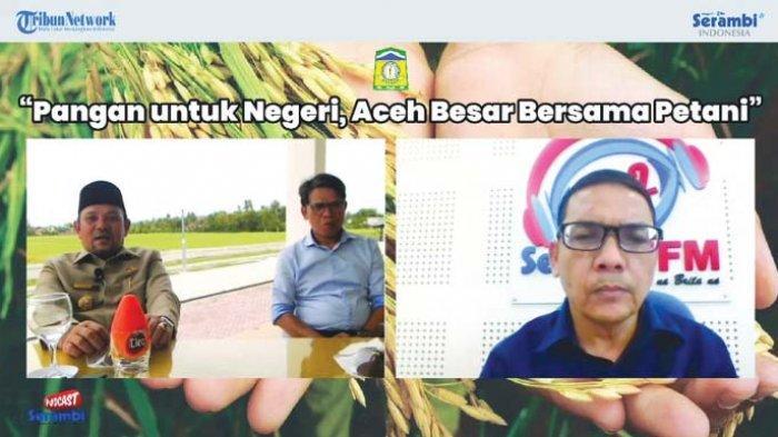 Serambi Indonesia Fokus Menggarap Even Secara Virtual