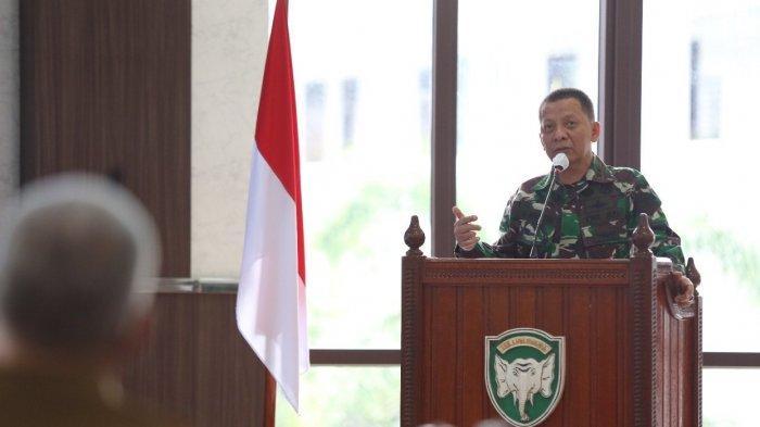 Banda Aceh Zona Merah, Ini Kata Pangdam IM dalam Rakor Sinergi Penanganan Covid-19