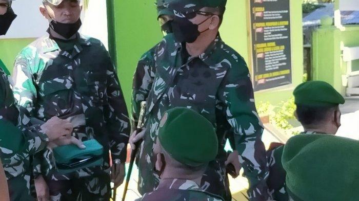 Pangdam IM Kunker Ke Aceh Tenggara, Tinjau Koramil Badar