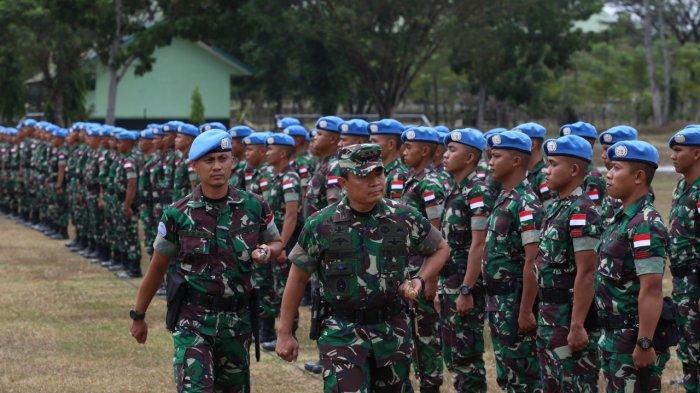 Ratusan Prajurit TNI dari Aceh Diterbangkan ke Afrika Tengah, Ini Misi yang Diemban