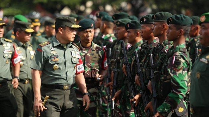 Amankan Kedatangan Presiden Jokowi ke Aceh, Pangdam IM Pimpin Apel Pasukan Pengamanan