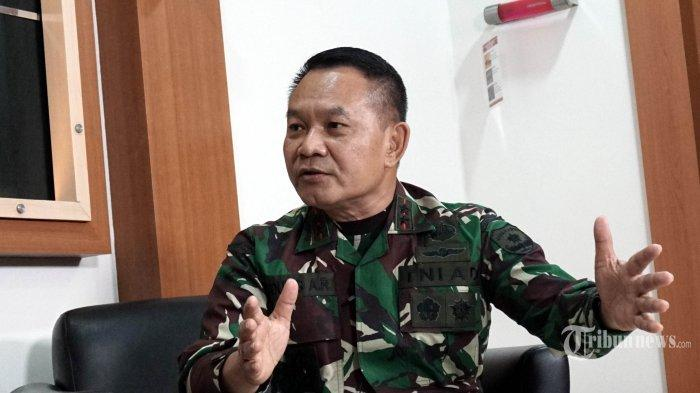 Sosok Letjen Dudung Abdurachman, Calon KASAD Pengganti Jenderal Andika, Ini Riwayat Jabatannya