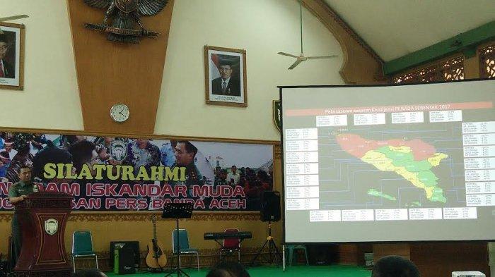 Pangdam Instruksikan Prajurit TNI Berzikir dan Bersedekah Selama Minggu Tenang