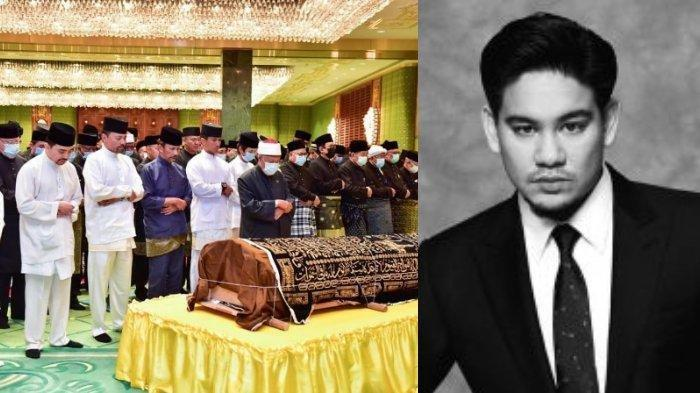 Pangeran Abdul Azim, Putra Sultan Hassanal Bolkiah Meninggal Dunia, Brunei Berkabung