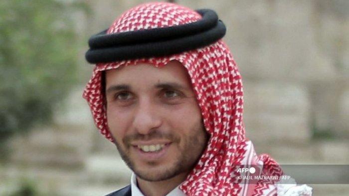 Sosok Pangeran Jordania Hamzah bin Hussein, Mengaku Jadi Tahanan Rumah karena Tuding Raja Korupsi