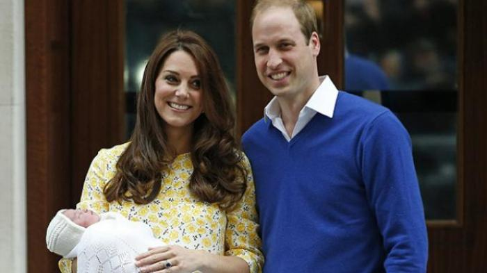 Curi Kiat Asuh Anak Agar Kreatif dari Pangeran William