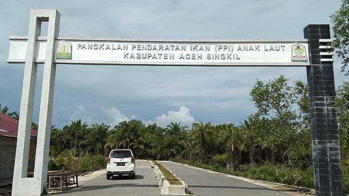 Seluas 800 Ha, Danau Anak Laut Dikembangkan Jadi Pusat Pelabuhan Perikanan di Aceh Singkil