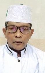 Sempat Ditiadakan karena Pandemi, Masjid Islamic Center Lhokseumawe Kembali Bagi-bagi Kanji Rumbi