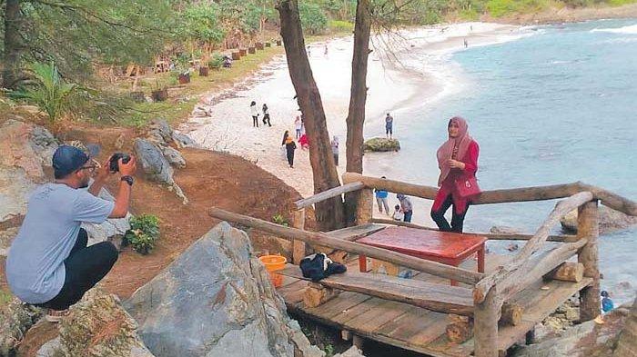 Pantai Momong, Pesona Baru Lampuuk