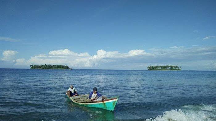 Hobi Travelling,? Yuk ke Pulau Dua Bakongan Timur di Aceh Selatan