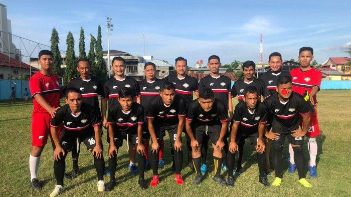 Panpel FC Lumat Tuan Rumah PS Lambhuk 4 Gol Tanpa Balas, Ini Nama-nama Pencetak Golnya