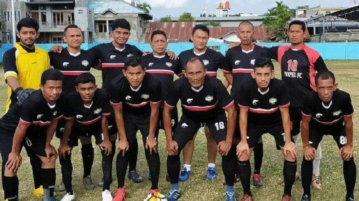 Panpel FC Gulung Combine FC Banda Aceh 4-1 di Stadion Mini Lambhuk