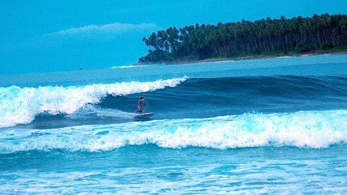 5 Pantai Tercantik di Aceh, Pantai Alus-alus Jadi Spot Favorit Untuk Berselancar