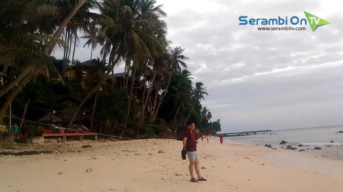 VIDEO - Liburan Telah Tiba, Keindahan Pantai di Pulau Weh Sabang Siap Menyambut Anda