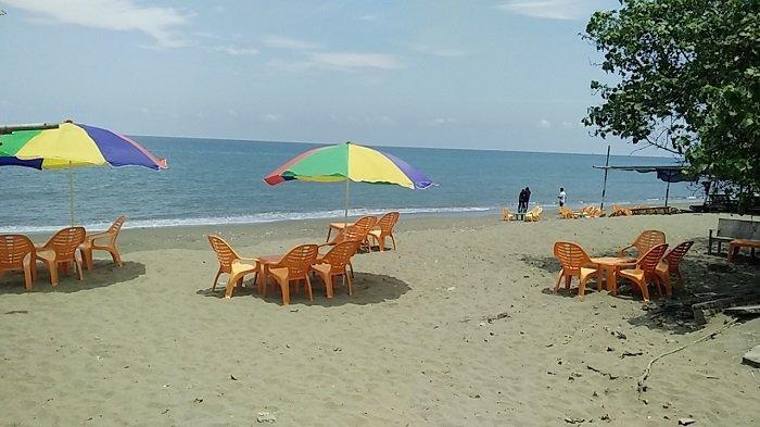 Pantai Wisata Ujong Blang Bireuen Sepi, Ini Penyebabnya