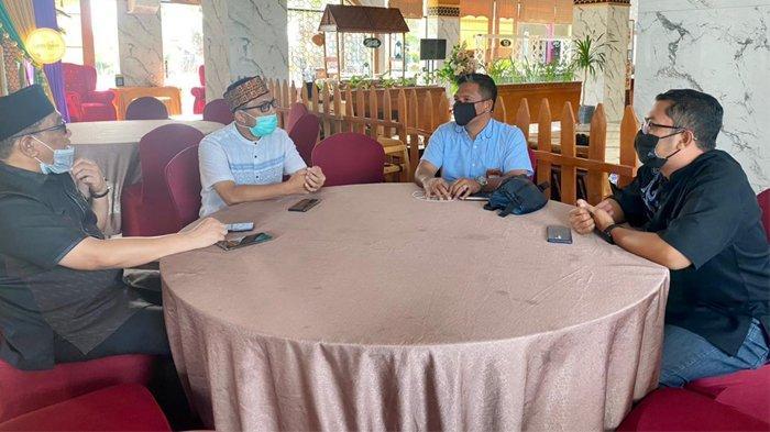 TMT, MIFA, dan Darul Ihsan Akan Bangun Panti Rehab Narkoba di Lhoknga Aceh Besar
