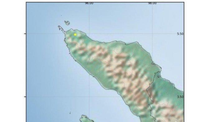 Hari Ini Kembali Terpantau Titik Panas di Aceh, Ini Lokasinya