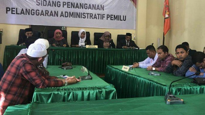 Hari Ini, Panwaslih Aceh Tentukan Nasib 5 Caleg DPRK Aceh Timur yang Melanggar Administrasi Pemilu