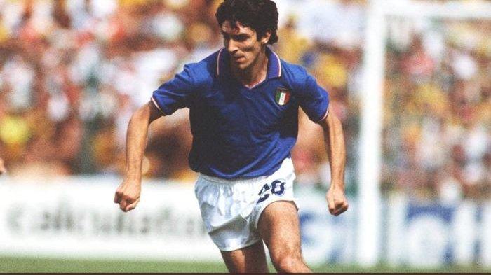 Paolo Rossi, Pahlawan Italia di Piala Dunia 1982 Meninggal Dunia