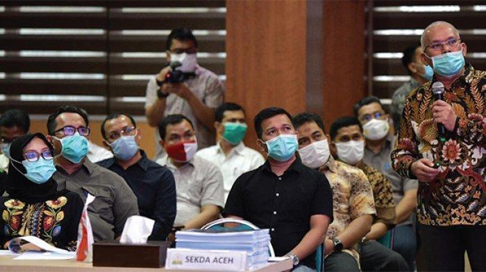 Sosialisasi Penguatan Penanganan Pandemi Covid -19 Gugus Tugas Aceh