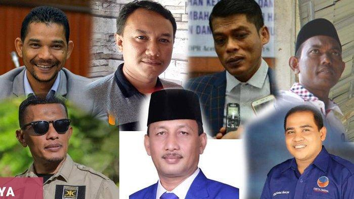 Tidak Hanya Ketua DPRA, Semua Ketua Komisi DPRA Kandas di Pemilu 2019, Bagaimana Nasib Ketua Fraksi?