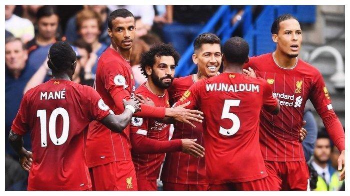 Liga Inggris Malam Ini - Laga Terpanas Awal Pekan Liverpool Vs Leeds United, Menanti Tuah M Salah