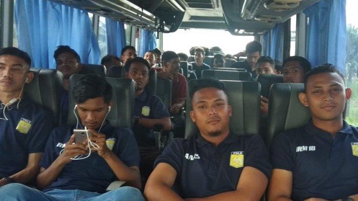 Songsong Laga Kedua Babak 12 Besar Liga 3, Sebanyak 20 Pemain PSLS Berangkat ke Langsa