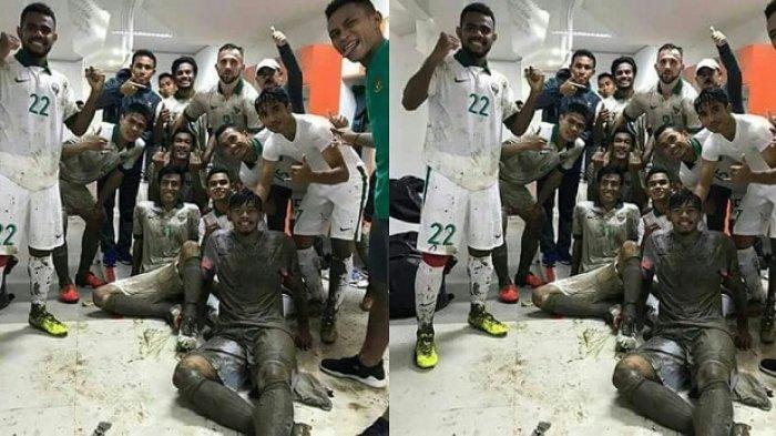Aceh World Solidarity Cup 2017  - Lapangan Berlumpur, Pengakuan Evan Dimas Mengejutkan