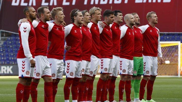 Inggris Terapkan Aturan Covid-19, Suporter Gagal Dukung Timnas Denmark di Stadion Wembley
