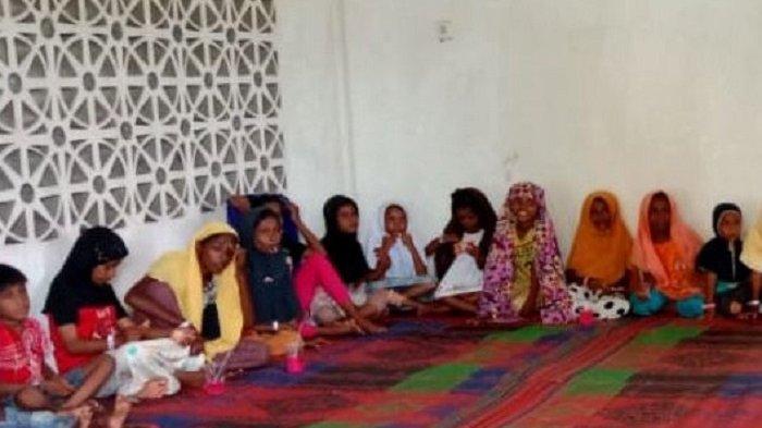 Alami Kerusakan Organ Hati, Wanita Rohingya Masih Dirawat di Rumah Sakit PMI Aceh Utara