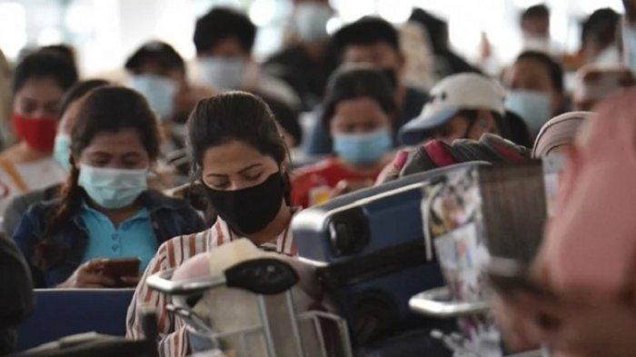 Pekerja Filipina Frustrasi di Teluk, Negaranya Tempat Bekerja Dikeluarkan dari Daftar Hijau Covid-19