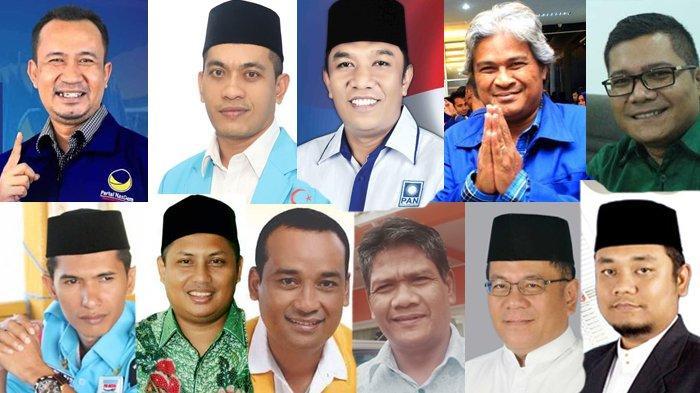 Seluruh Sekretaris Parpol di Aceh Kandas di Pemilu 2019, Ini Nama-nama dan Perolehan Suara Mereka