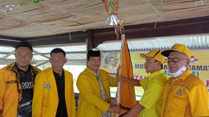 DPD ll Partai Golkar Aceh Timur Gelar Muscam di 24 Kecamatan, Madat Pertama Simpang Jernih Terakhir