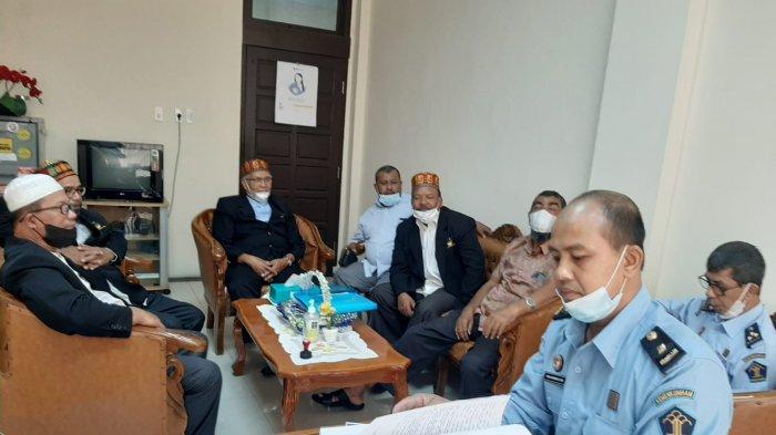 Partai Islam Aceh Daftarkan Pengurus dan Perubahan AD/ART Ke Kemenkumham