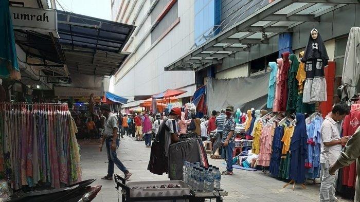 Tahun Ini, Ramadhan Paling Sepi di Pasar Tanah Abang