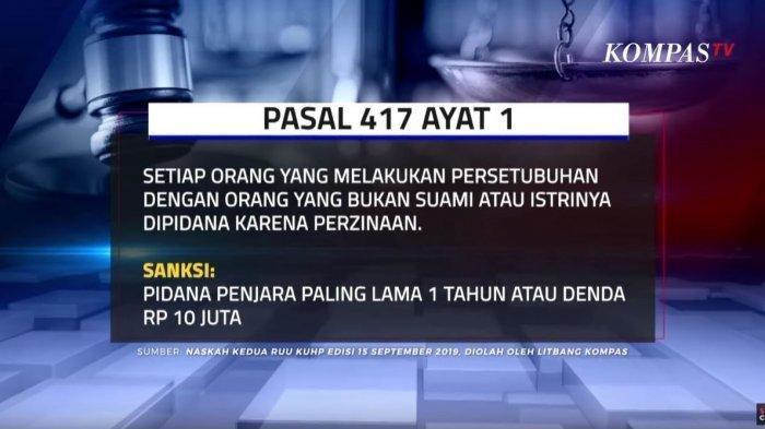 Daftar Pasal Kontroversial di RKUHP, Pemilik Unggas yang Peliharaannya Berkeliaran Didenda Rp10 juta