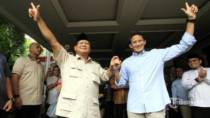 Manifes Pesawat Prabowo Subianto Bisa Beredar di Publik, Sandiaga Bingung
