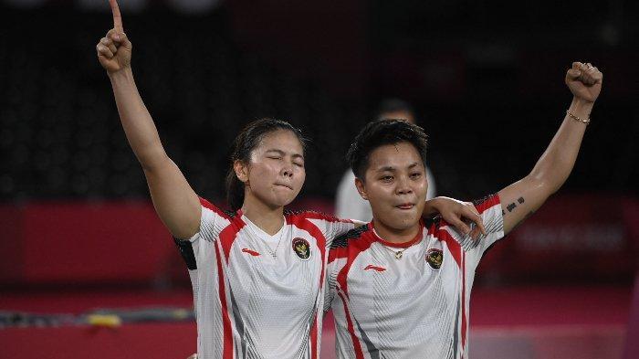 BREAKING NEWS – Greysia/Apriyani Raih Medali Emas Pertama untuk Indonesia di Olimpiade Tokyo 2020