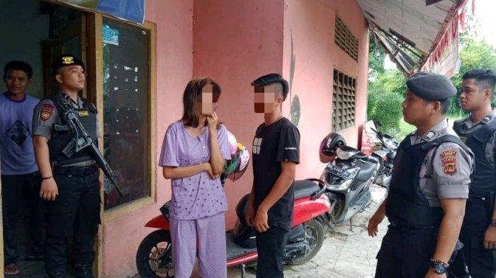 Janda Muda & Berondong Kepergok Mesum di Rumah Kosong, Dikejar Warga hingga Diciduk Polisi