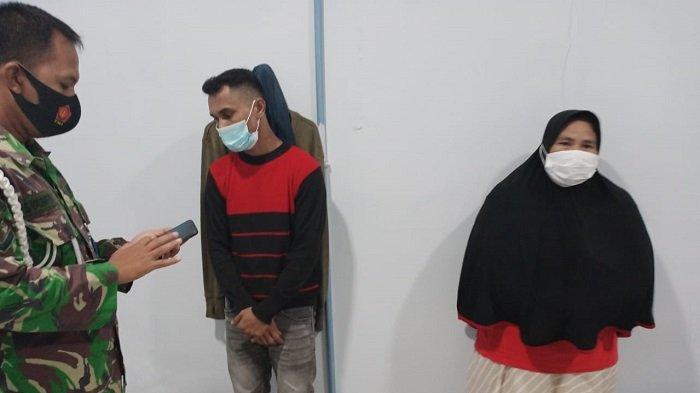 Ini Kronologis Penangkapan Pasangan Asal Bireuen di Bandara Malikussaleh Saat Hendak Selundup Sabu