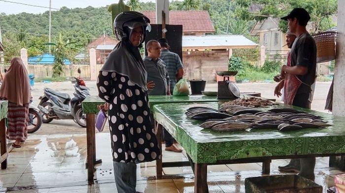 Cuaca Buruk, Pasokan Ikan di Aceh Jaya Didatangkan dari Luar Daerah