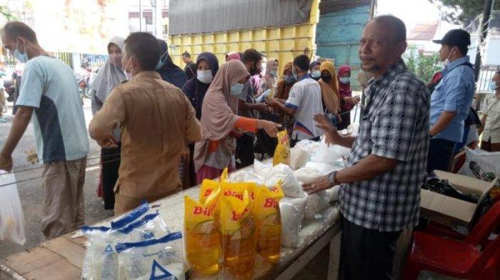 Jelang Ramadhan 1442 H, Ini Jadwal dan Lokasi Pasar Murah di Lhokseumawe Mulai Hari Ini Hingga Kamis