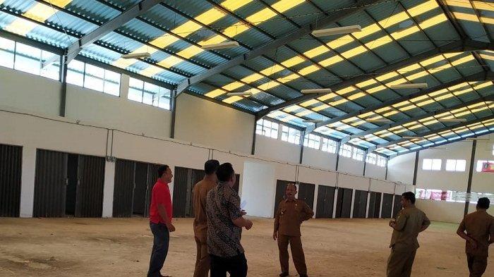 Pasar Rakyat Kuala Batee Senilai Rp 4 Miliar Terbengkalai, Ini Permintaan DPRK Abdya
