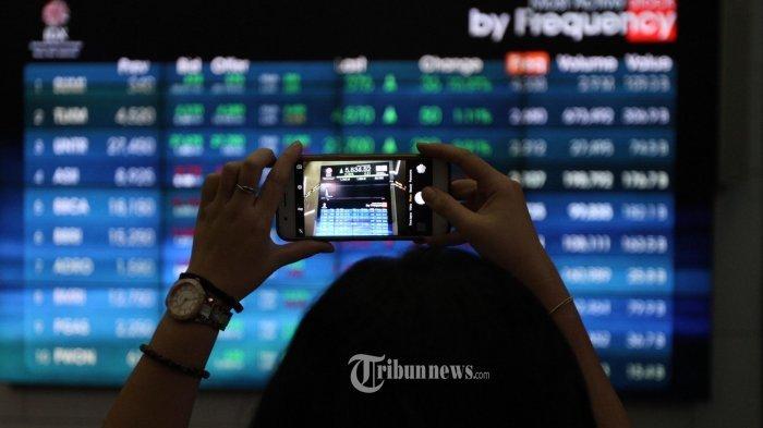 Menjelang Akhir Pekan, Bursa Asia Melemah