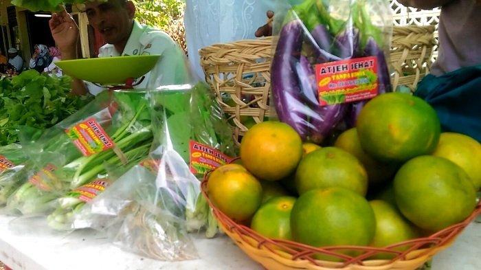 Bagi Anda yang Bergaya Hidup Sehat, Ayo Berburu Sayuran Organik di Pasar Tani