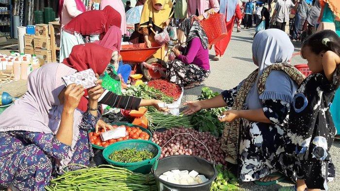 6 Pekan Tutup Akibat Corona, Pasar Tradisional di Penanggalan Subulussalam Kembali Beroperasi Besok