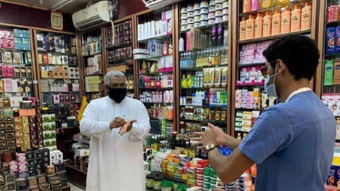 Kasus Harian Virus Corona Arab Saudi Dekati 5.000 Orang, Terbanyak di Riyadh