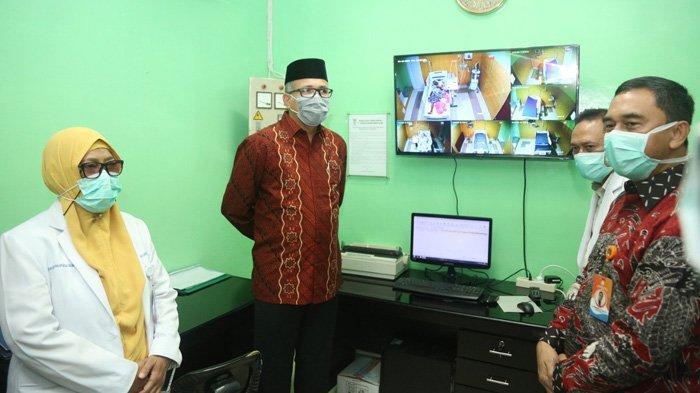Dua Pasien Suspect Corona Dirawat di Aceh, Ini Pesan Plt Gubernur dan Pernyataan Direktur RSUZA