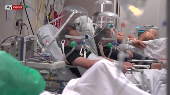 RS Kekurangan Ventilator, Pasien Virus Corona Usia di Atas 60 Tahun Direlakan Meninggal